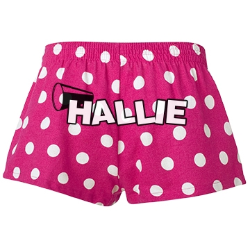 Custom Hallie Cheerleader