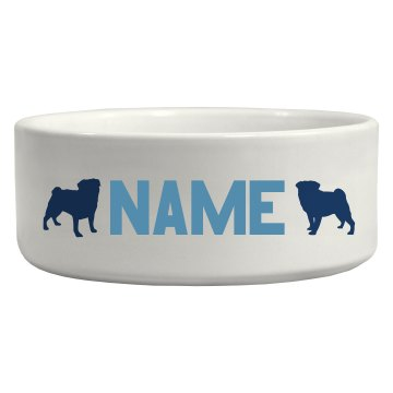 Custom Pet Bowl
