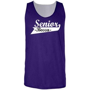 Custom Seniors Jersey