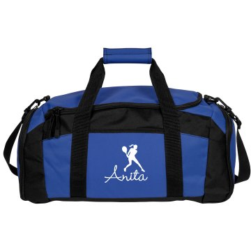 Custom Sports Bag Anita