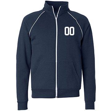 Custom Sporty Jacket