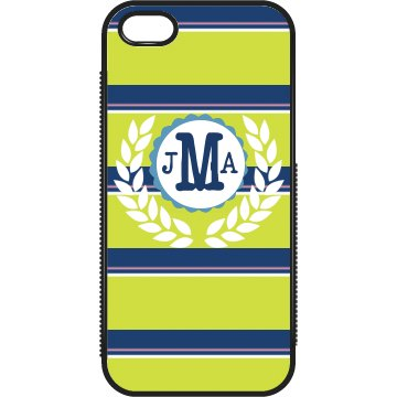 Custom Stripe iPhone Case