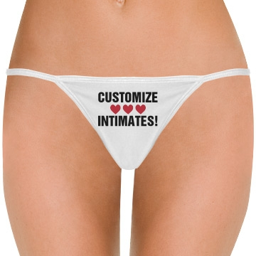 Customize Underwear