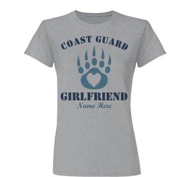 Cute Coast Guard Girl