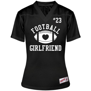Football cute quotes for girlfriends quotesgram for Soccer girl problems t shirts