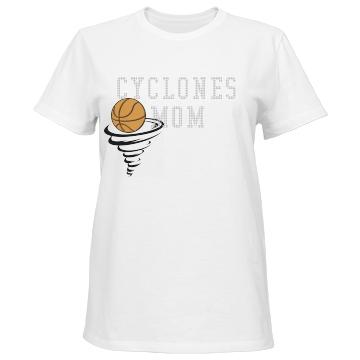 Cyclones Basketball Mom