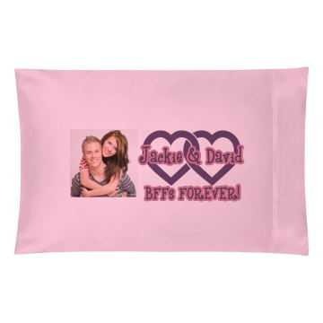 BFF Pillow Pillowcase