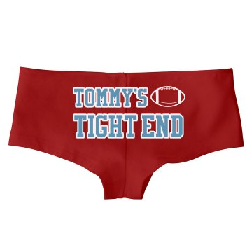 Tight End Football GF Bella Hotshort