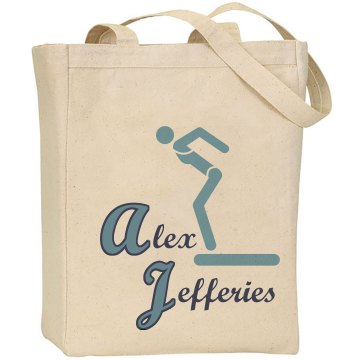 Custom Swim Tote Liberty Bags Canvas Tote