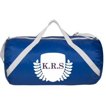 Monogram Bag Augusta Sport Roll Bag