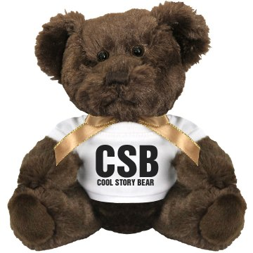 Cool Story Bear Medium Plush Teddy Bear