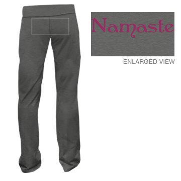 Namaste  Junior Fit Bella Fitness Pants