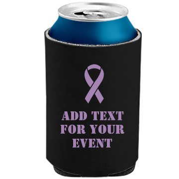 Alzheimer's Walk The Official KOOZIE Can Kooler