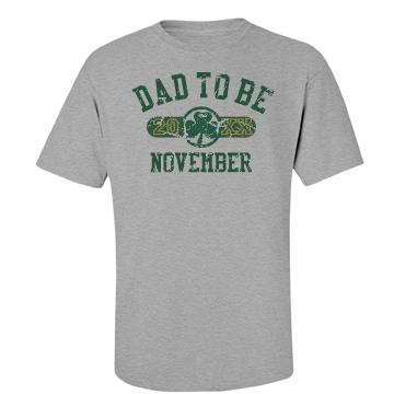Dad To Be Irish