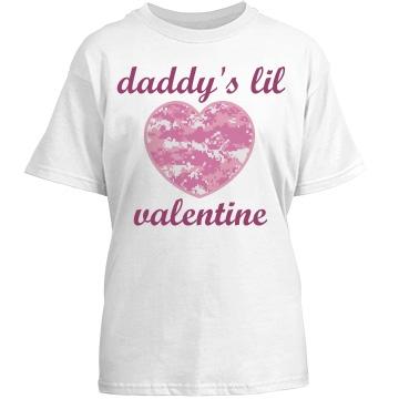 Daddy's Lil' Valentine