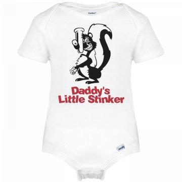 Daddy's Little Stinker