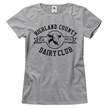 Dairy Club Fair Tee
