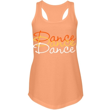 Dance Color Tank