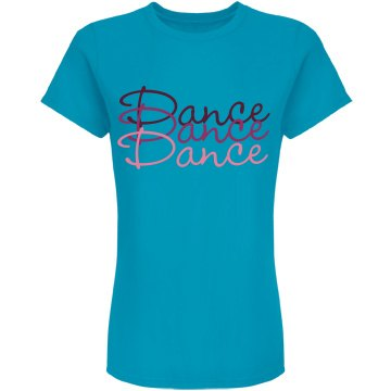 Dance Color Tee