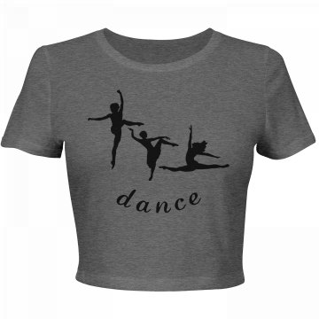 dance crop shirt mtc designs