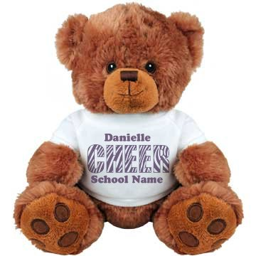 Danielle's Cheer Bear