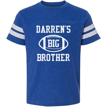 Darren's Big Brother