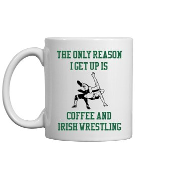 Irish Coffee 11oz Ceramic Coffee Mug