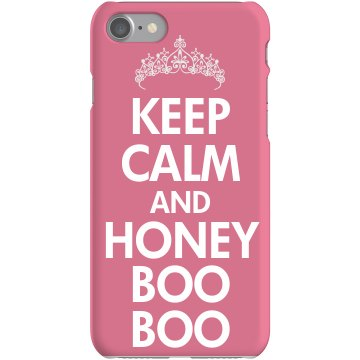 Honey Boo Boo iPhone 5 Plastic iPhone 5 Case Black