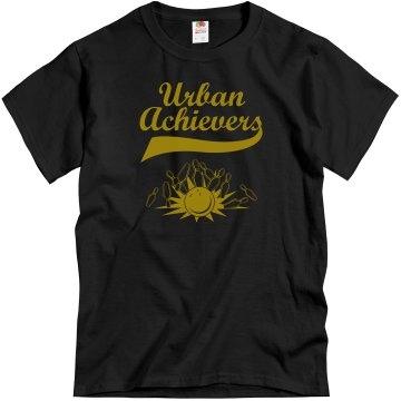 Urban Achievers Unisex Gildan Heavy Cotton Crew Neck Tee