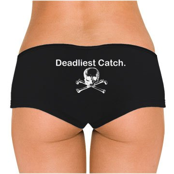 Deadliest Catch Hot Short