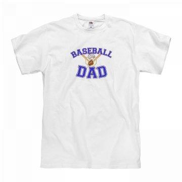 DeLeon Baseball Dad