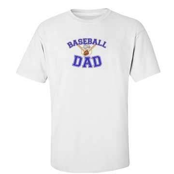 DeLeon Baseball Dad Unisex Basic Gi