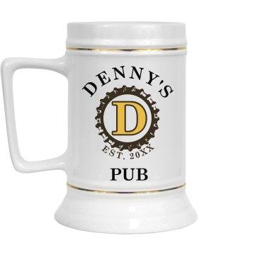Denny's Bottle Cap Pub