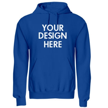 Design Custom Sweatshirts Unisex Gildan Heavy Blend Hoodie