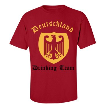 Deutschland Drinking Team