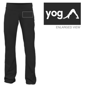 Yoga Junior Fit Bella Fitness Pants