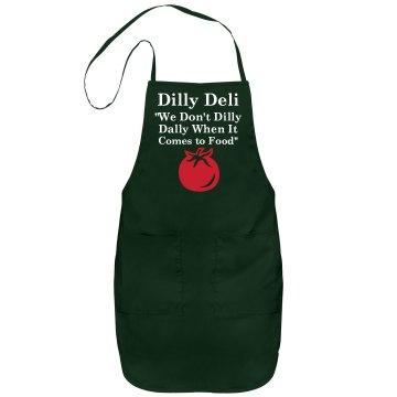 Dilly Deli Apron