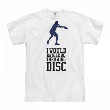 Disc Golf Male Tee