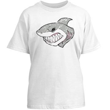 Distressed Shark Toon