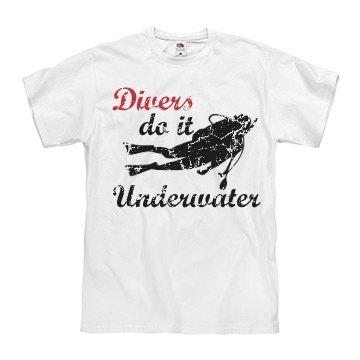 Divers Do It Under