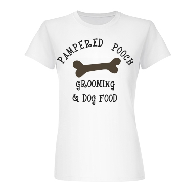 Dog Grooming Junior Fit Basic Bella Favorite Tee