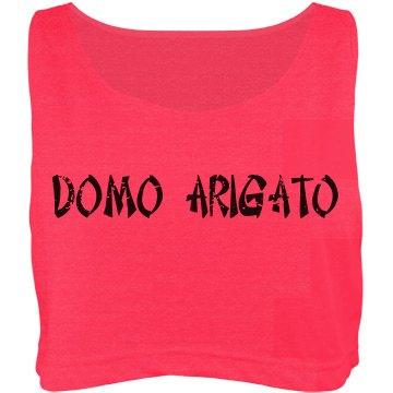 Domo Arigato