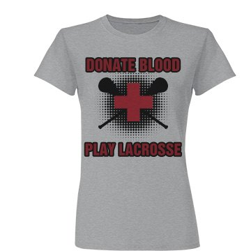 Donate Blood Lacrosse