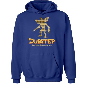 Dubstep After Midnight Unisex Hanes Ultimate Cotton Heavyweight Hoodie