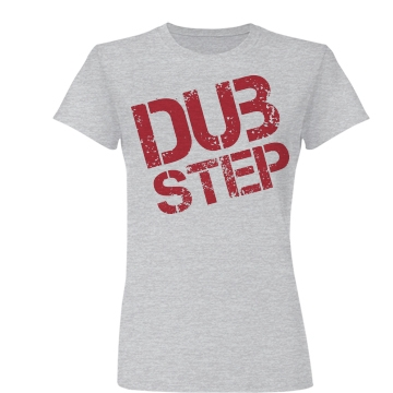 Dubstep Junior Fit Basic Bella Favorite Tee