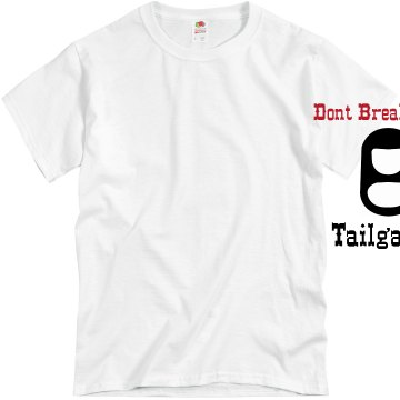 Dont Break A Nail Unisex Basic Gildan Heavy Cotton Crew Neck Tee