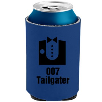 007 Tailgater The Official KOOZIE Can Kooler