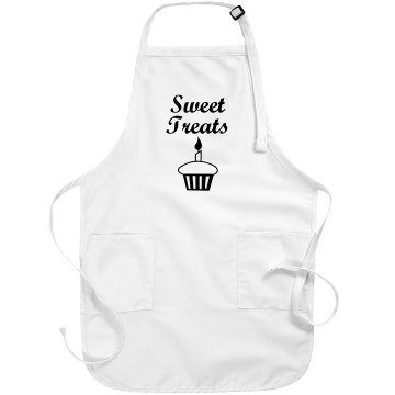Sweet Treats Port Authority Adjustable Full Length Apron