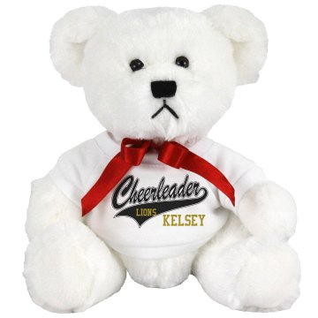 Lion With Mane Plush Lion
