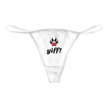 Yiff! Thong Bella Bikini Thong